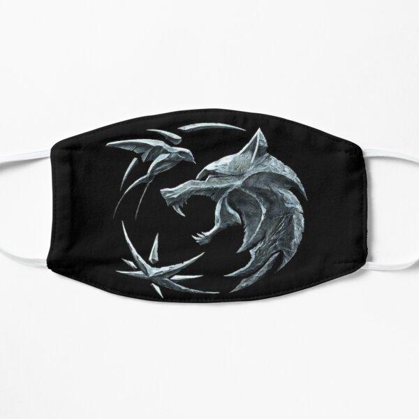 Witcher wolf logo  Mask