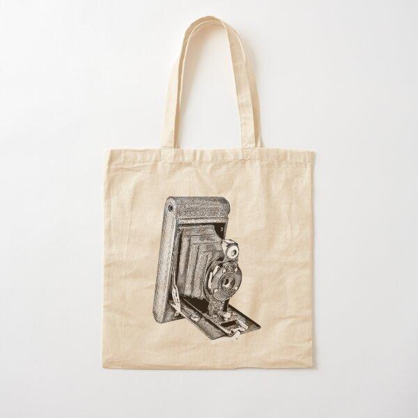 Kodak Hawkeye Vintage Camera #2 Cotton Tote Bag