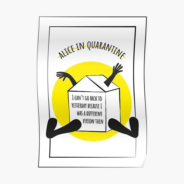 Andrea Pastore - Quarantena in 1400x1960 Pixel Poster