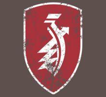 Distressed classic Zndapp emblem