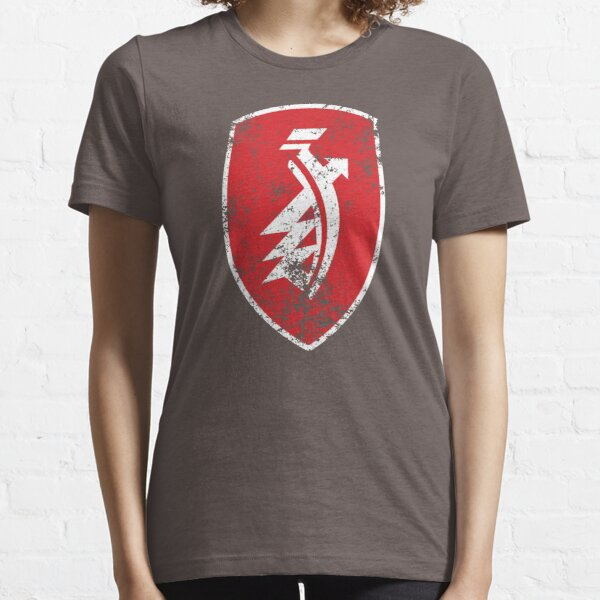 Distressed classic Zündapp emblem Essential T-Shirt