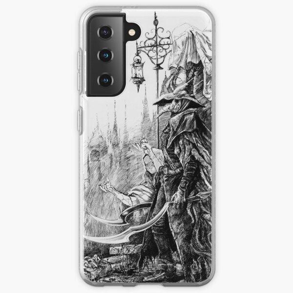 Eileen the Crow - Bloodborne Samsung Galaxy Soft Case