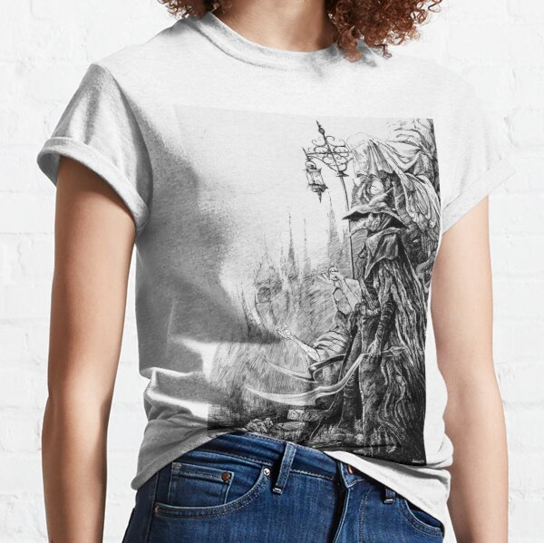Eileen the Crow - Bloodborne Classic T-Shirt