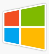 Microsoft Windows Sticker