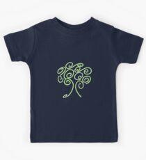 tree pose Kids Clothes