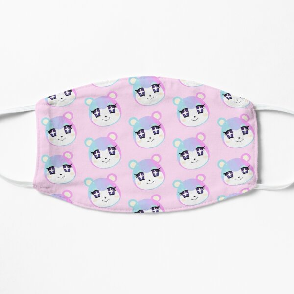 Judy Animal Crossing Masque sans plis