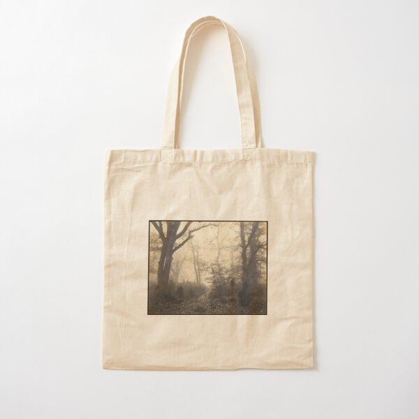 Cuvelier's Forest of Fontainebleau Cotton Tote Bag