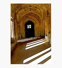 Lacock Abbey Photographic Print