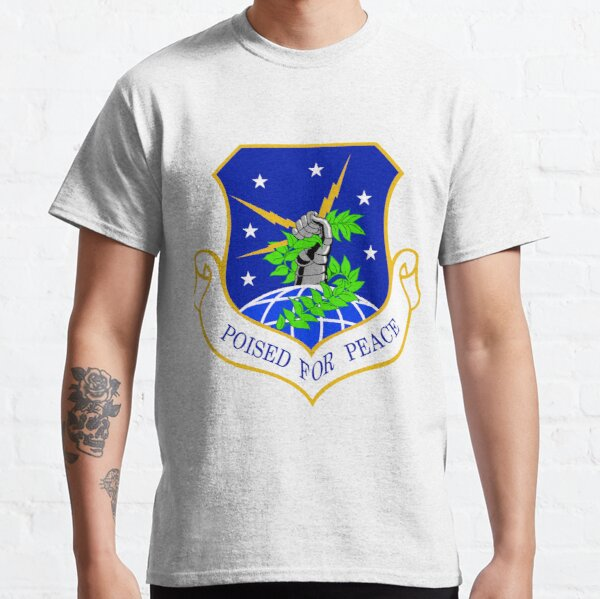 91st Missile Wing (91 MW) Crest Classic T-Shirt