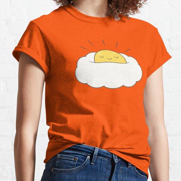 Sunshine for breakfast / Egg cloud Classic T-Shirt