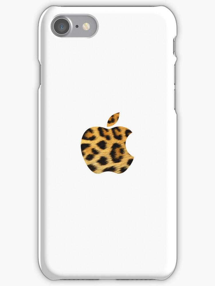 Cheetah Apple by XxJasonMichaelx