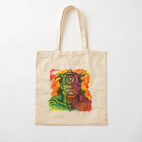 CYCLOPS Cotton Tote Bag