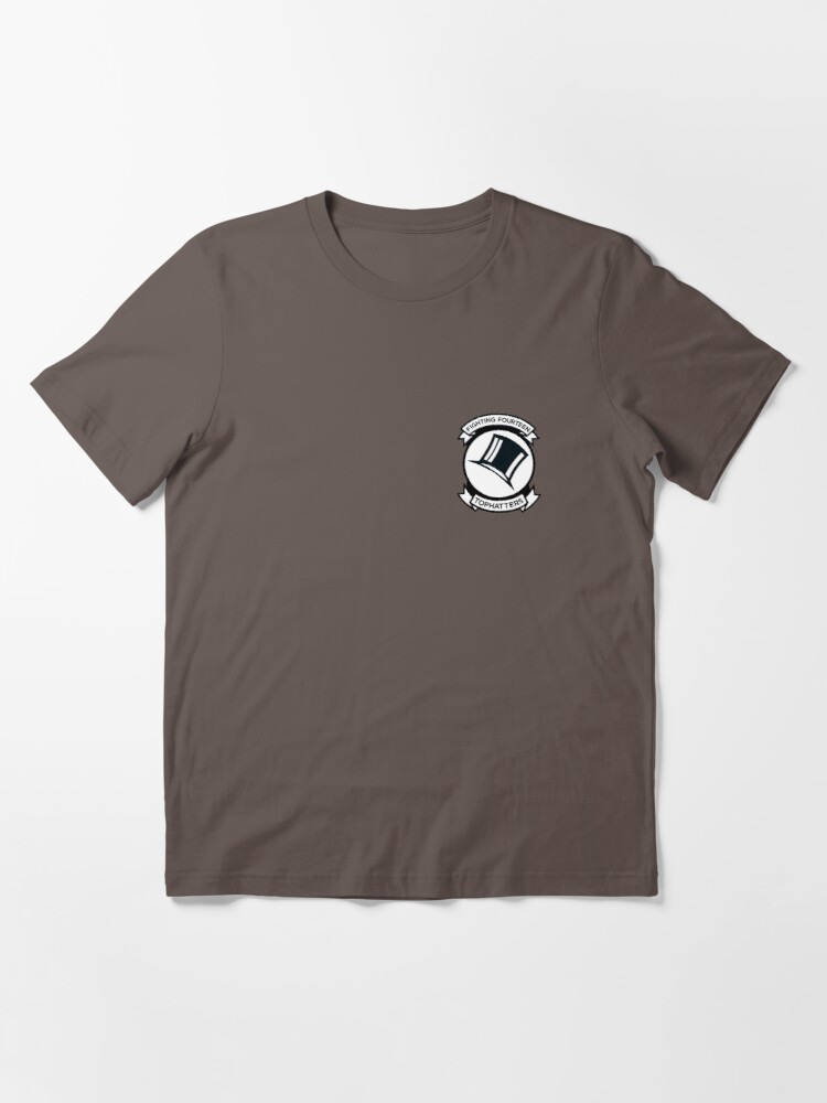 Alternate view of Tophatters - VF-14 Essential T-Shirt