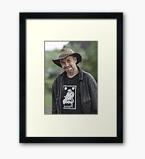 It's Cool Dude . Hold Your Memories. Buy what you like! Framed Print