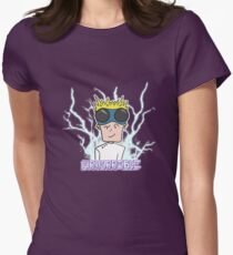 Dr. Horrible Ain't Lookin So Horrible Women's Fitted T-Shirt