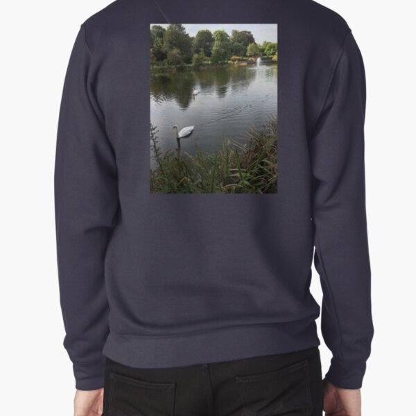 Bletchley Swans Pullover Sweatshirt