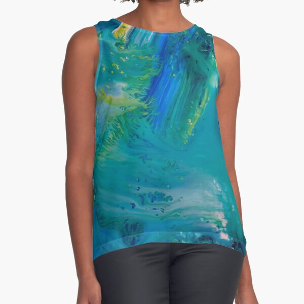 Magic waters Sleeveless Top