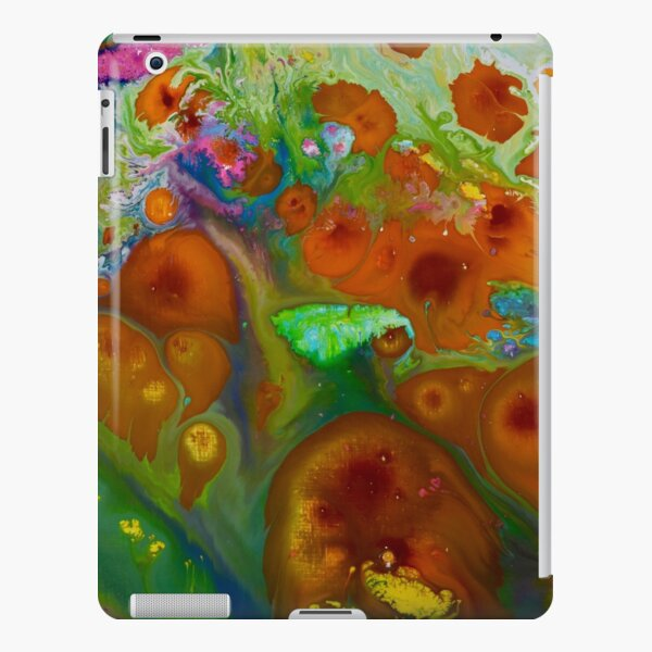 Cosmic Spring iPad Snap Case
