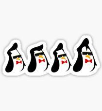 Gang of P`s Sticker