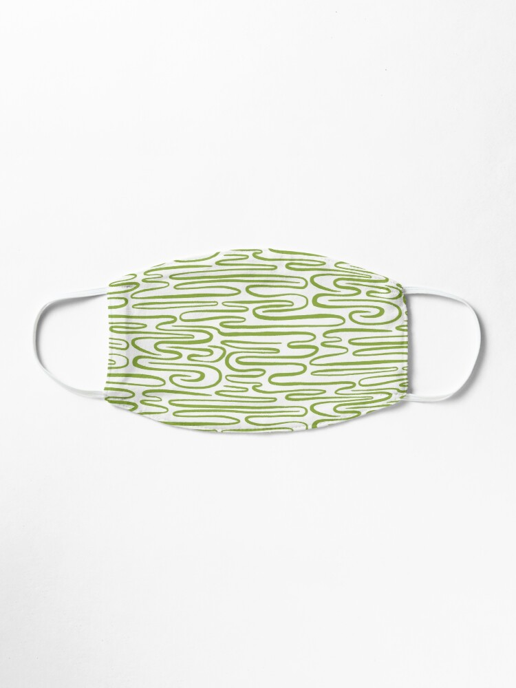Alternate view of Green ripples Mask