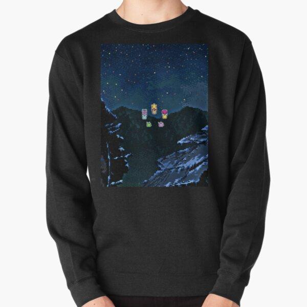 Junimos night sky Pullover Sweatshirt