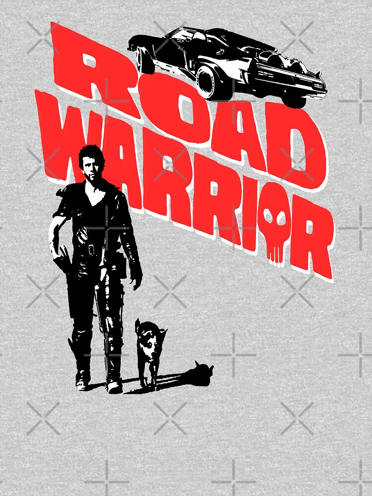 TShirtGifter presents: Road Warrior | Unisex T-Shirt