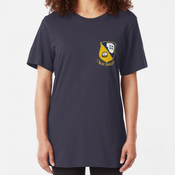 The Blue Angels Slim Fit T-Shirt