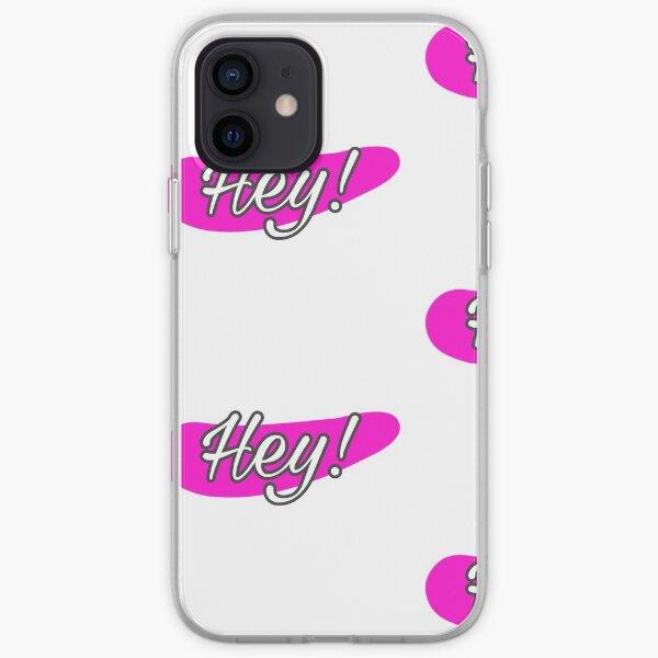 Hey iPhone Soft Case