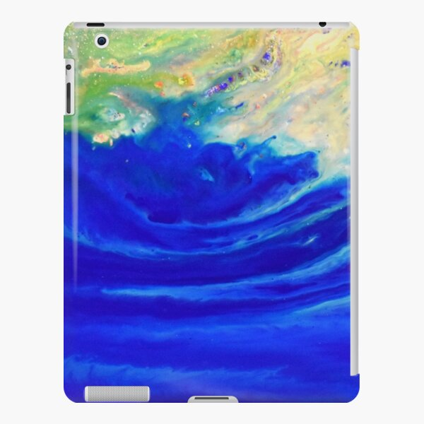 Magic wave iPad Snap Case