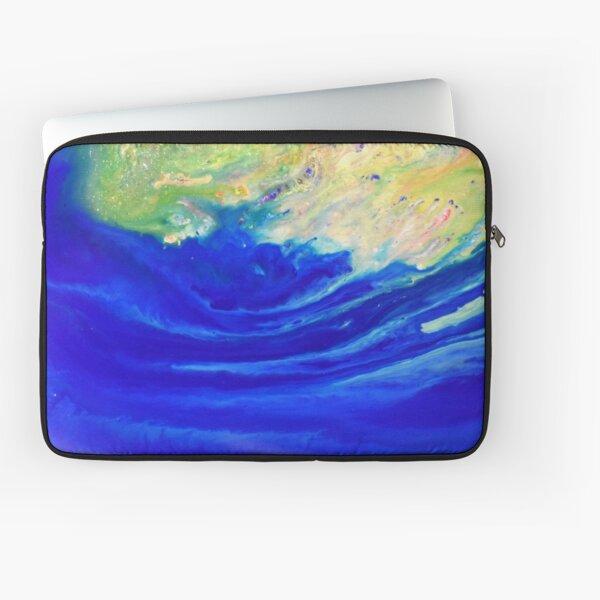 Magic wave Laptop Sleeve