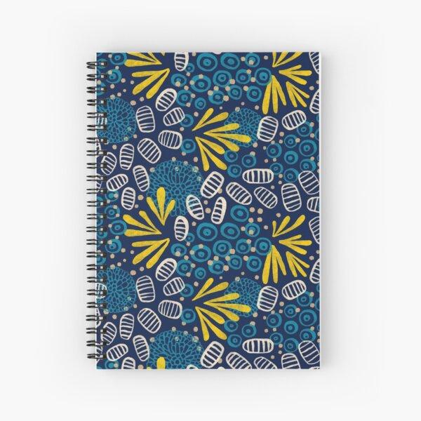 Petals and pods Spiral Notebook