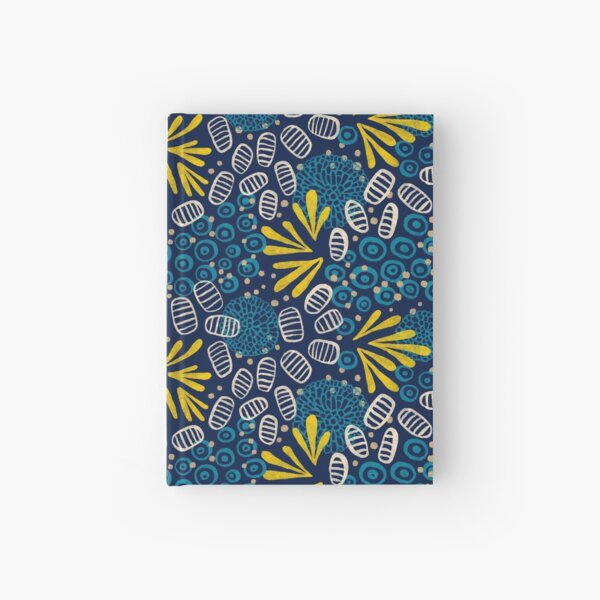 Petals and pods Hardcover Journal