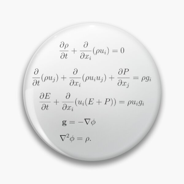 Gas Dynamics with Classical Gravitation Pin