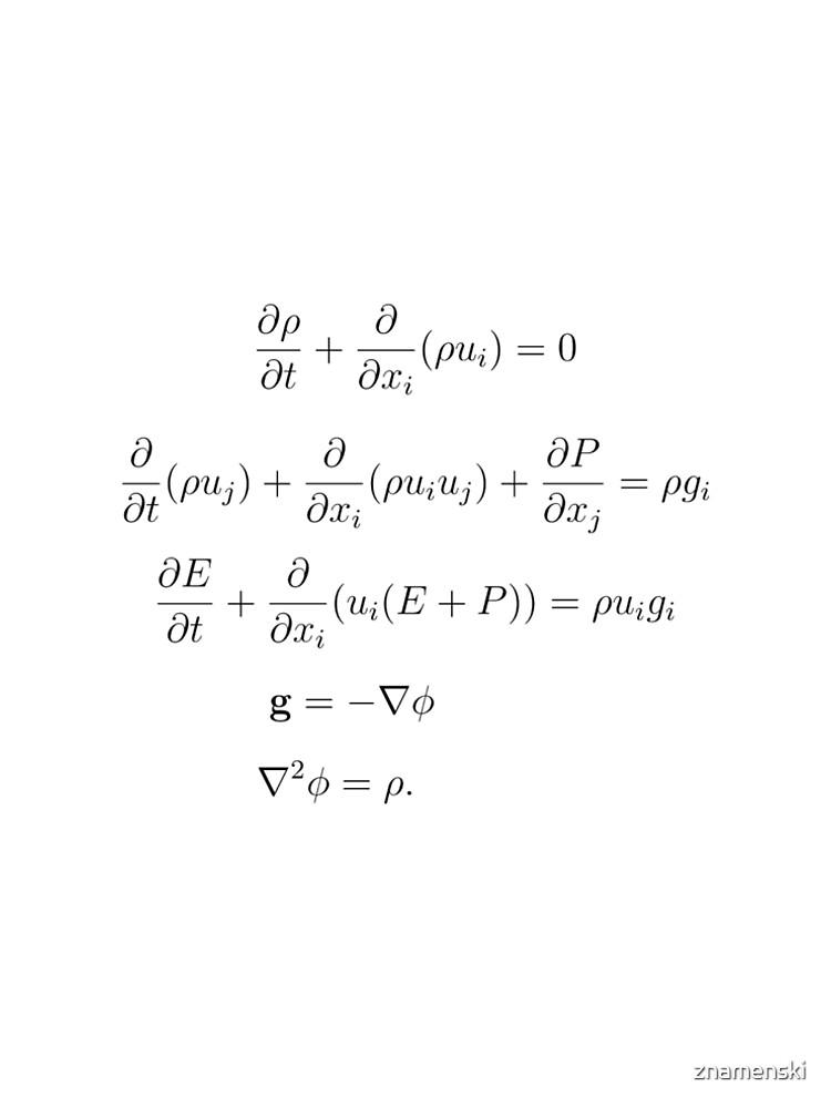 Gas Dynamics with Classical Gravitation by znamenski