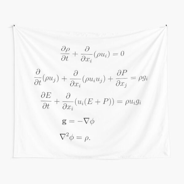 Gas Dynamics with Classical Gravitation Tapestry