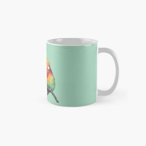 Lovebirds Classic Mug