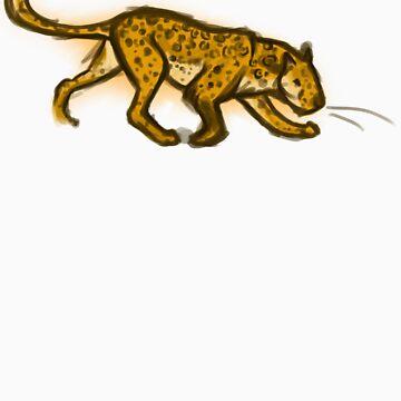 Leopard by hatleopard