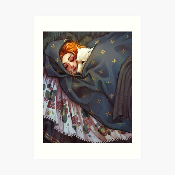 Nap Art Print