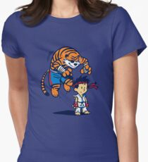 Tiger! Women's Fitted T-Shirt