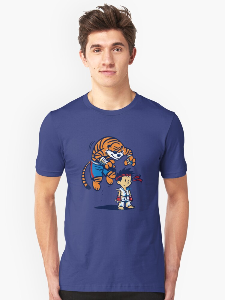 Tiger! Unisex T-Shirt Front