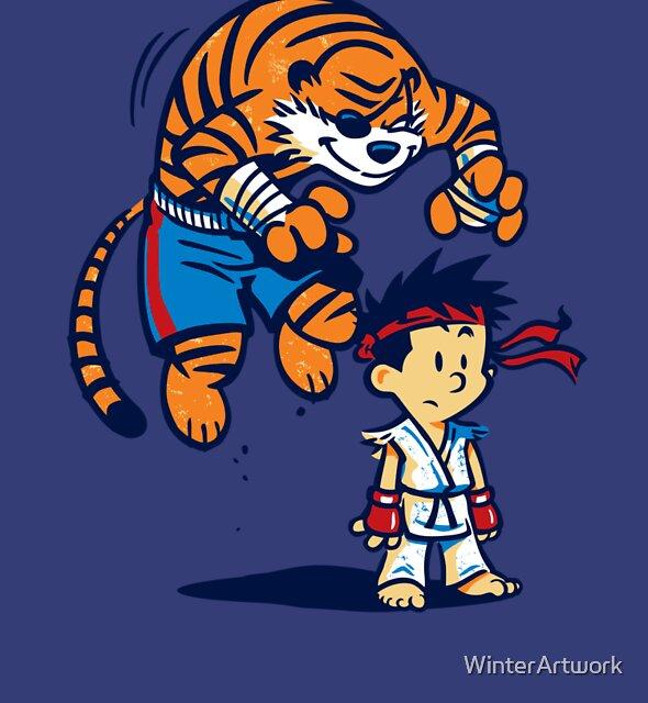 Tiger! by WinterArtwork