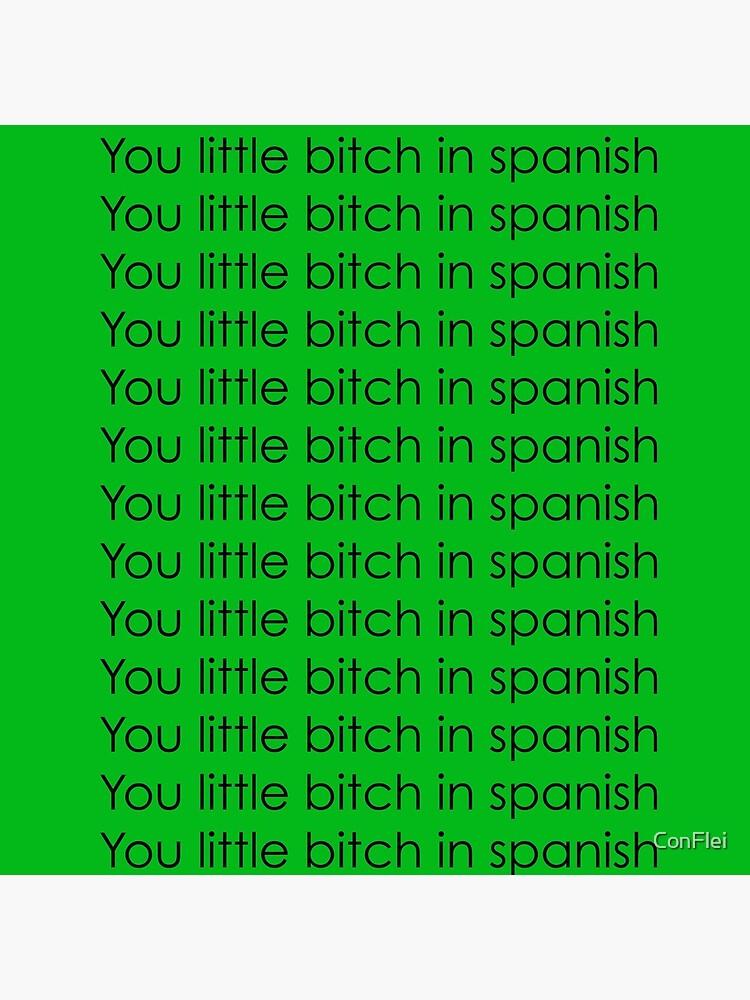 Schlampe Auf Spanisch