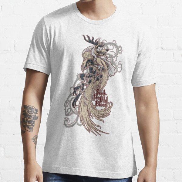 Vicar Amelia - Bloodborne (white dress version) Essential T-Shirt