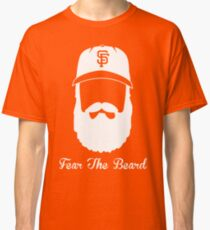 Fear The Beard Classic T-Shirt