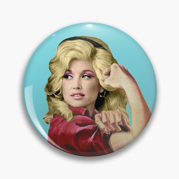 Dolly the Riveter 2 Pin