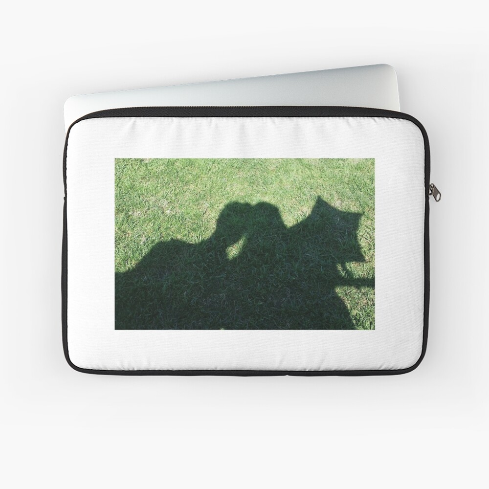 Stars on the Ball Field Laptop Sleeve