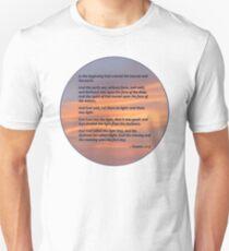 Genesis 1 1-5 In the Beginning T-Shirt
