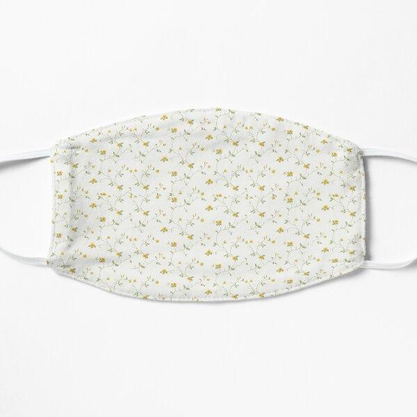 Patrón de girasol Máscara - Estética Mascarilla plana