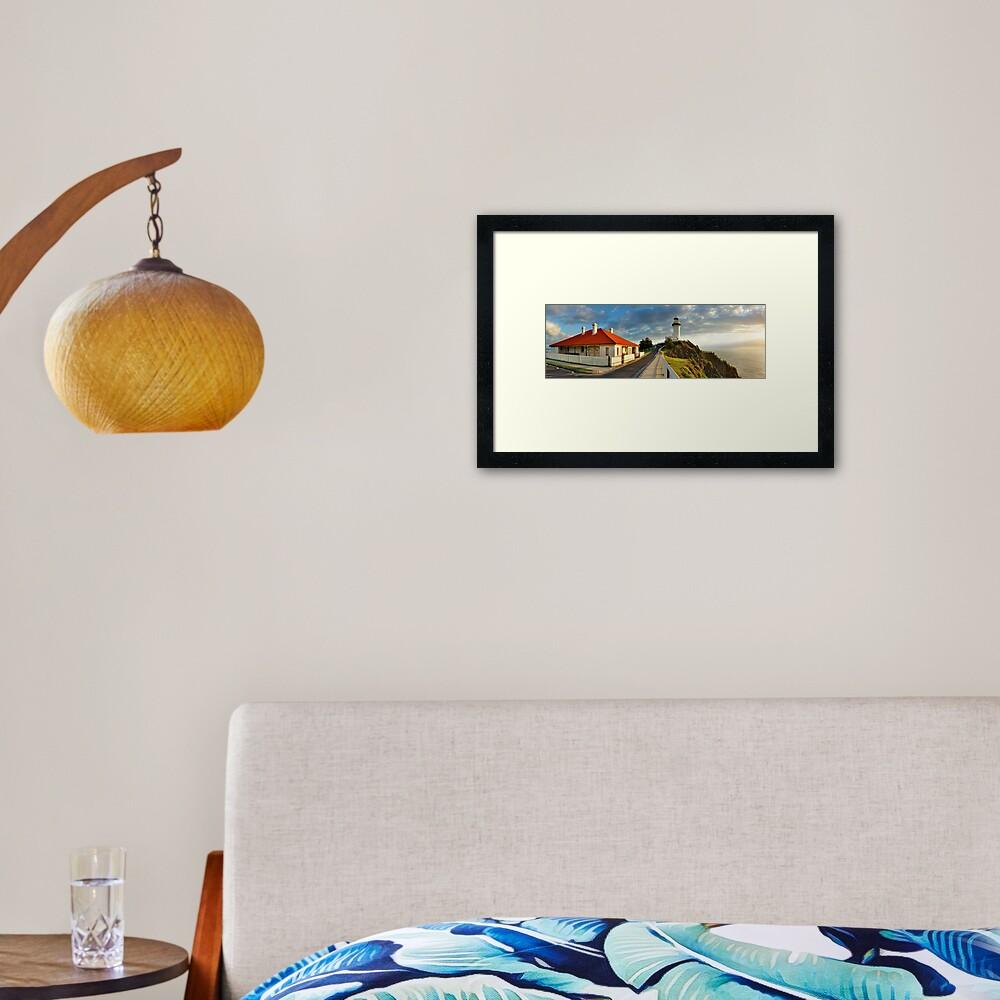 Cape Byron Lighthouse, New South Wales, Australia Framed Art Print