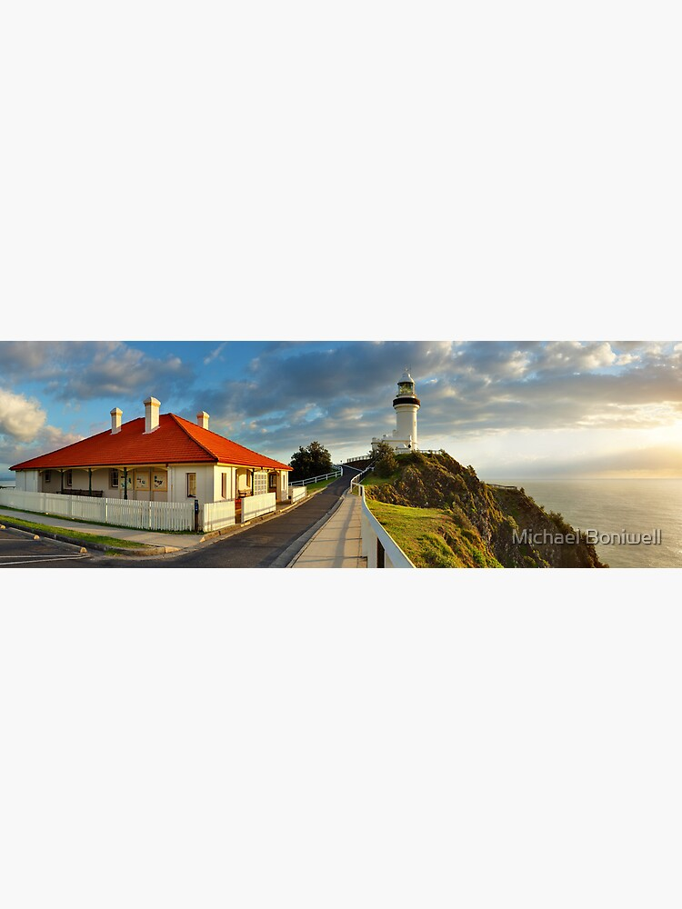 Cape Byron Lighthouse, New South Wales, Australia by Chockstone